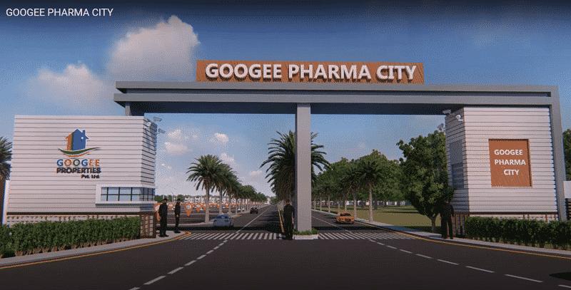 Googe Pharma City Plots
