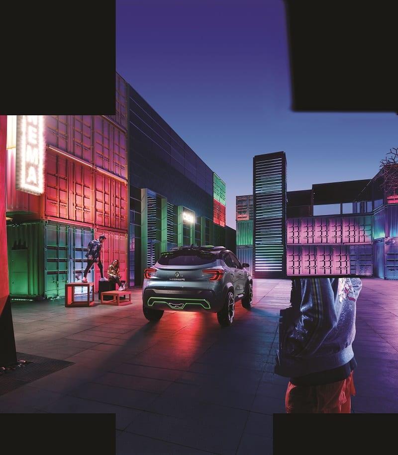 Renault Kiber Images