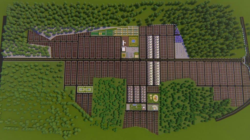 Investment plots in Pharma City