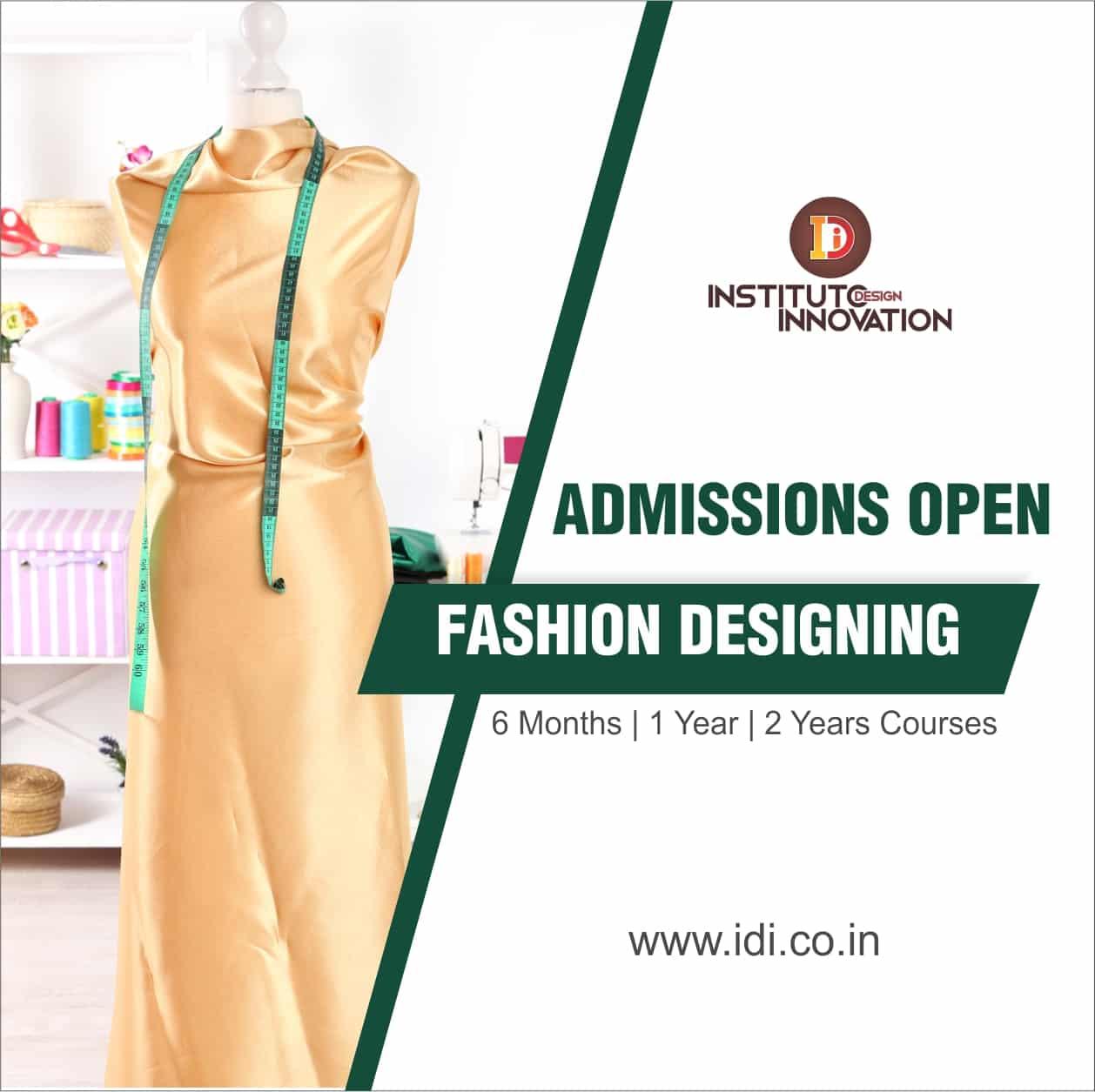 Fashion Designing Course In Hyderabad Instituto Design Innovation